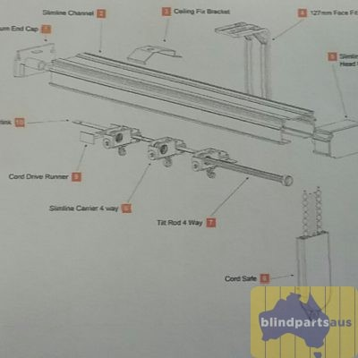 Vertical Blind Components Archives Window Blind Parts
